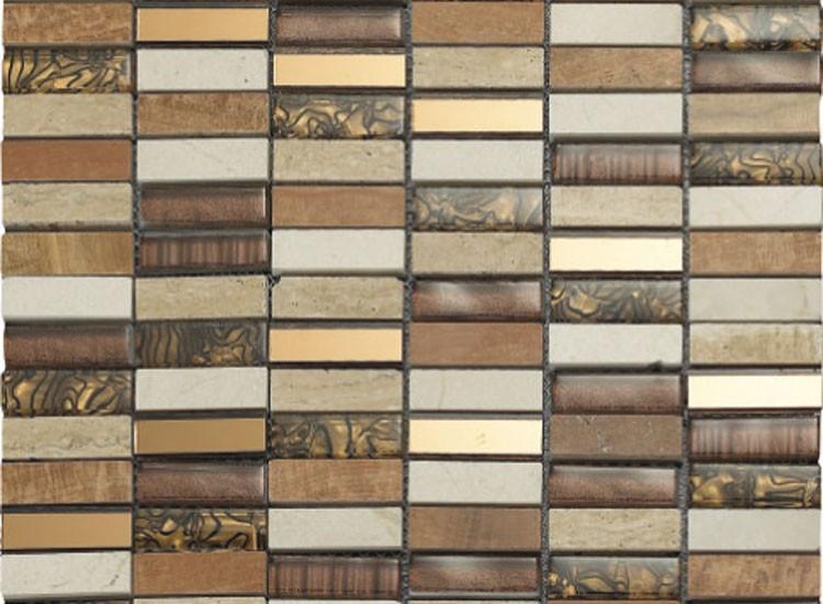 Leopard Mosaic Tiles