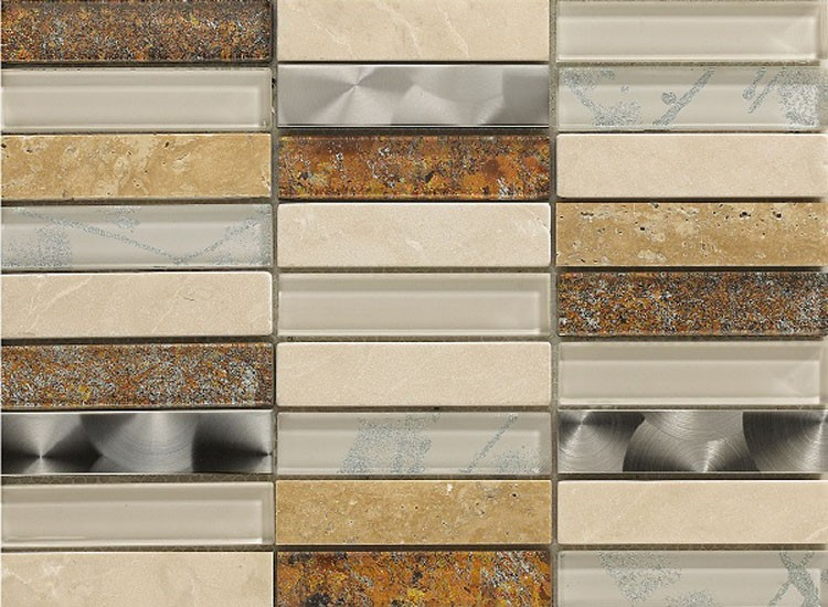 Artist Cream Mosaic Tiles